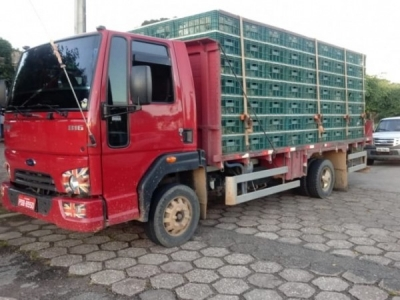 As cargas foram interceptadas em Maceió e Arapiraca