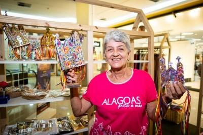 Reconhecida por seu trabalho, Vânia de Oliveira pertence, agora, a Galeria dos Imortais da Cultura Brasileira