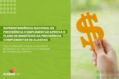 Servidores estaduais podem optar pelo Plano de Benefícios AL-PREVCOMP, assegurando sua remuneração total