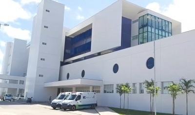 Hospital Metropolitano de Alagoas foi inaugurado no último dia 15 de maio
