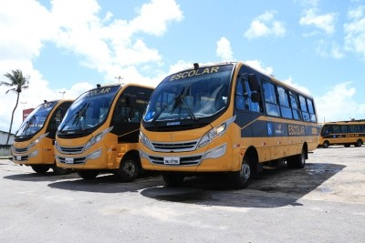 Alunos da rede estadual terão acesso a transporte escolar