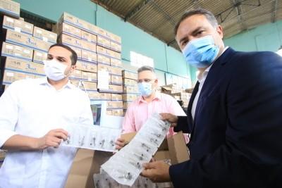 Estado garante seringas e agulhas para apoiar a vacinação em todos os municípios de AL