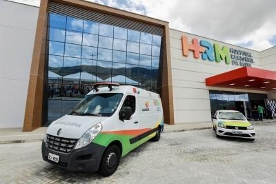 Hospital Regional da Mata, em União  dos Palmares, também será  contemplado com um novo tomógrafo